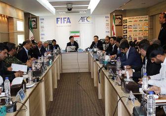 تعجب نمایندگان AFC از اقدام پرسپولیس