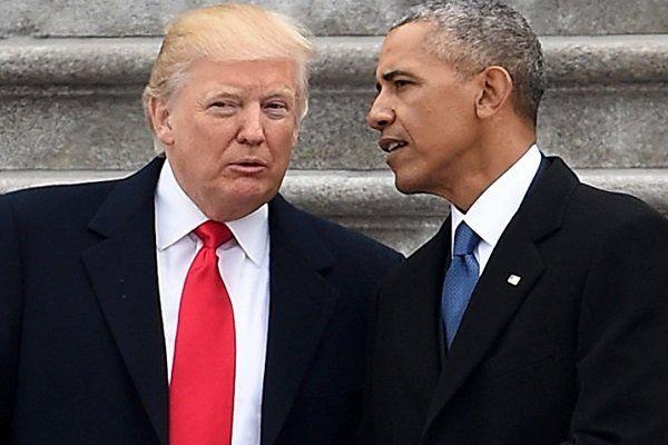 اوباما ترامپ را به دروغگویی متهم کرد