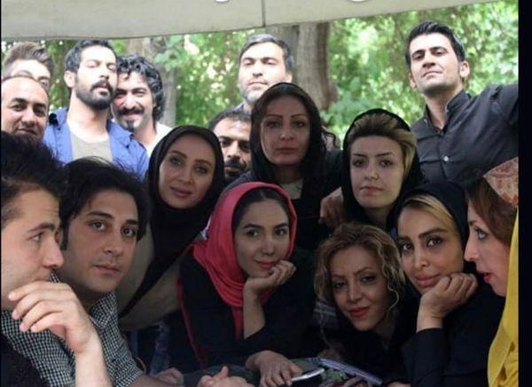 پروژه مشترک وحید شیخ زاده و مجری وقتشه+عکس
