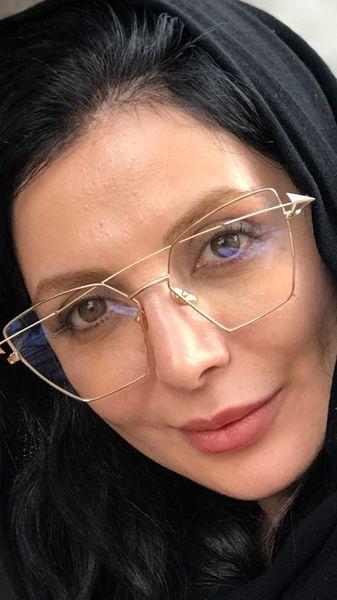 عینک فشنی رویا میرعلمی + عکس