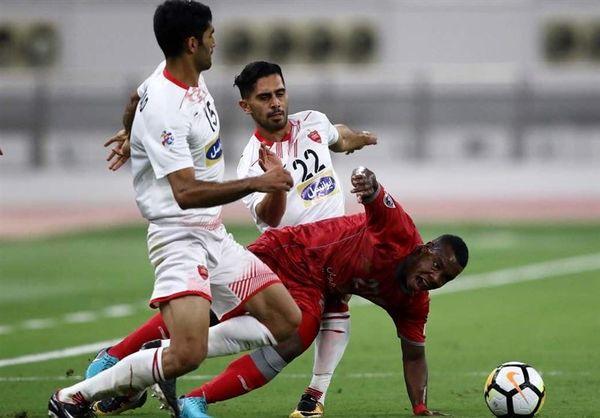 تیم برانکو با حمایت هواداران الدحیل را حذف میکند