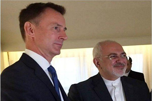 ماموریتهای اعلام شده و نشده جرمی هانت در ایران