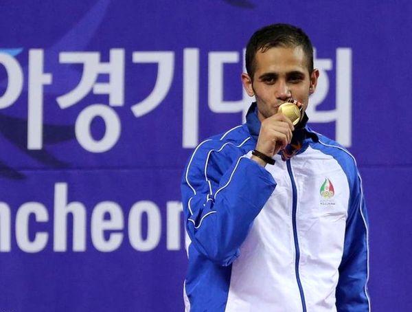 حضور کیمیا علیزاده و حسنیپور در گردهمایی قاره ای ورزشکاران آسیا