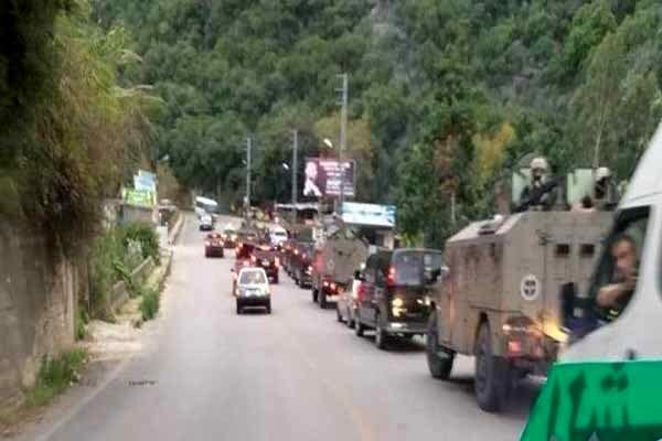 منزل رئیس حزب توحید عربی لبنان به محاصره درآمد