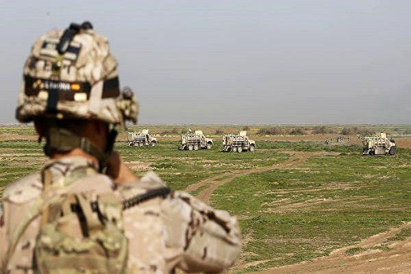 احتمال تاسیس ۲ پایگاه نظامی آمریکایی در عراق