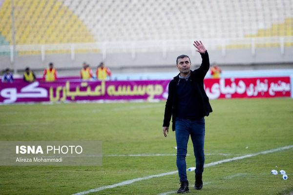 ویسی: میخواهند من و استقلال خوزستان را نابود کنند ولی نمیتوانند