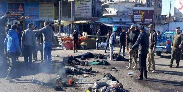 عربستان عامل انفجار بغداد است
