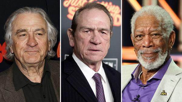 همکاری سه افسانه هالیوود با جرج گالو در فیلم «دنباله بازگشت»