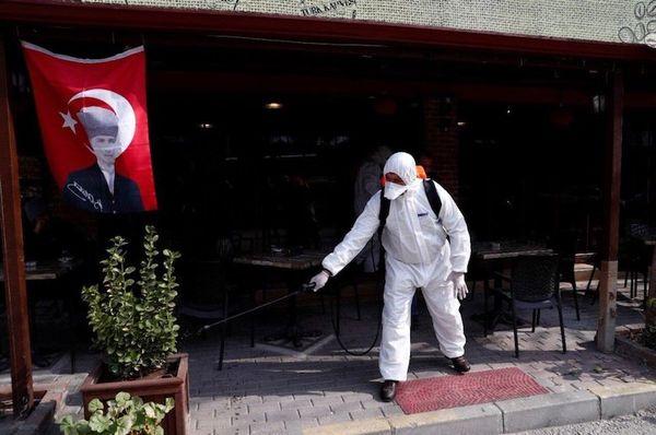 جهش ناگهانی ابتلا به کرونا در ترکیه