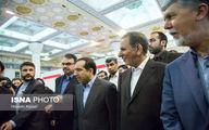 معاون اول رئیسجمهور از نمایشگاه کتاب تهران بازدید کرد