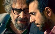 پدر و پسر مشهور سینمای ایران + عکس