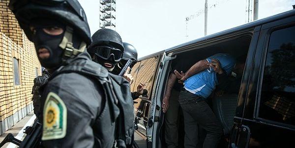 آزادسازی فرد ربوده شده بعد از 48 ساعت اسارت در صندوق عقب خودرو