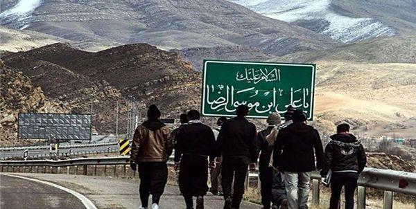 خدمت رسانی ۱۲هزار نیروی هلال احمر به زائران امام رضا (ع)