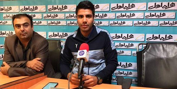 بیاتلو: هدفمان معرفی بازیکنان به فوتبال ایران بود