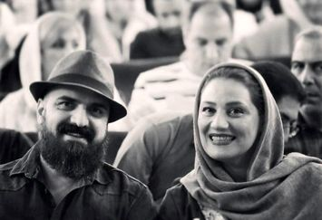 شبنم مقدمی و قیافه خیلی تغییرکرده همسر بازیگرش+عکس