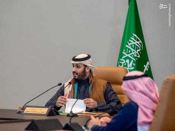 خشم سعودیها از کُت چند هزاریورویی بن سلمان+ تصاویر