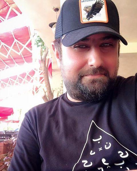 محمد علیزاده با تیپی متفاوت + عکس
